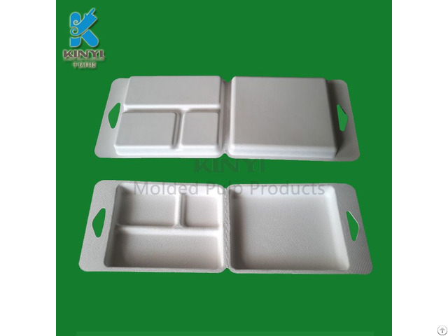 Biodegradable Electronic Paper Pulp Packaging Box