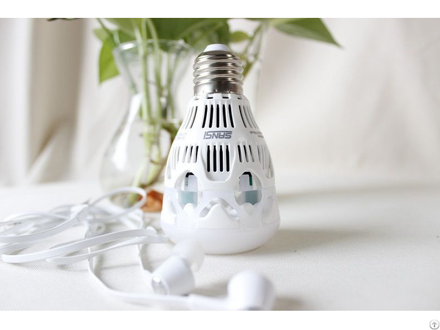 10w Led Rgb Bulb With Full Color App Control