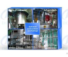 Peanut Oil Extraction Plant