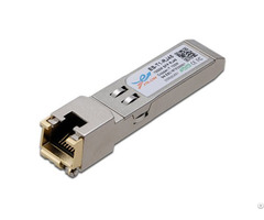 1000base T Copper Sfp Transceiver