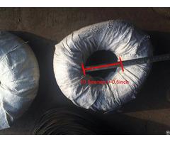 High Tensile Galvanized Steel Bale Ties