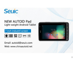 New Autoid Pad Industrial Handhed Terminal With Barcode Scanning