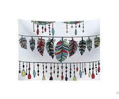 Custom Design Beautiful Indian Style Mandala Wall Hanging Tapestry