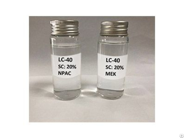 Vinyl Chloride And Acetate Copolymers Lc 40 Suzhou