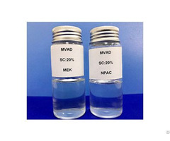 Hydroxyl Modified Vinyl Chloride Acetate Terpolymers Mvad