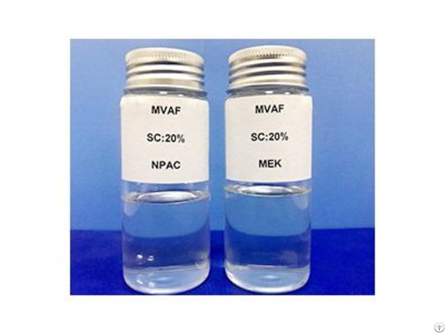 Hydroxyl Modified Chloride Vinyl Acetate Terpolymers Mvaf