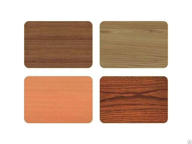 Wooden Surface Aluminum Composite Panel