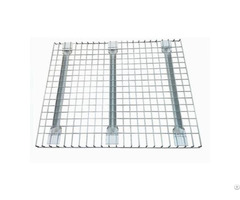 Hot Sale Welded Heavy Duty Wire Mesh Decking For Pallet Racking System Or Longspan Shelving