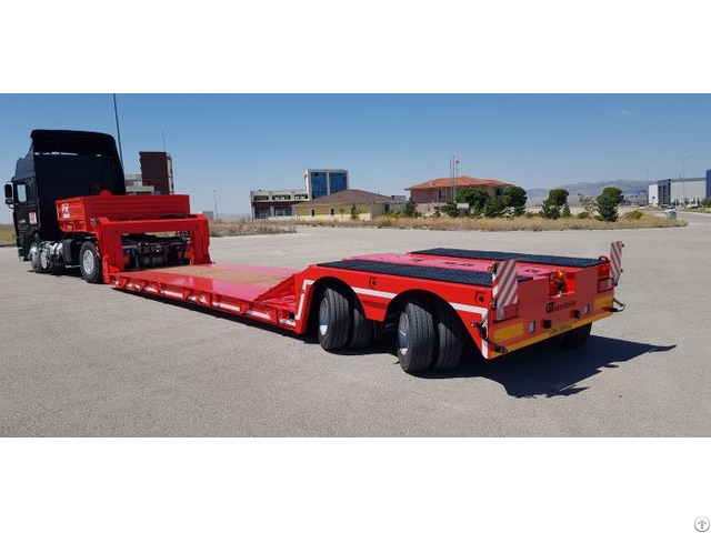 Lowbed 2 Axles
