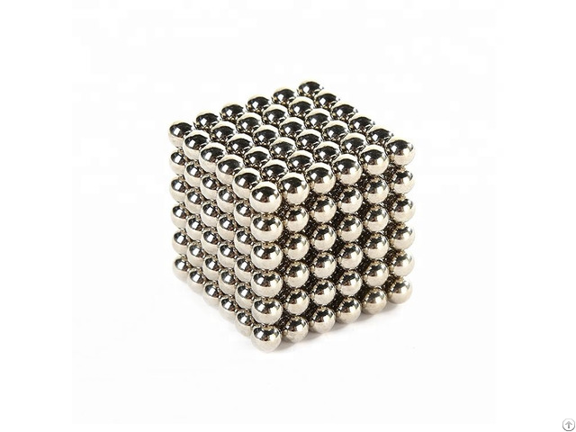 5mm Magnetic Ball Neodymium Sphere Permanent Magnets With Thin Box