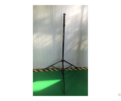 25ft 3k Telescoping Video Camera Pole Lightweight For Photography