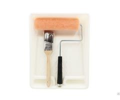Professional Diy 4pc Painting Tray Set Roller Kit