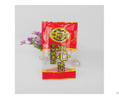 High Quality Back Center Sealed Custom Printed Plastic Bulk Candy Packaging Pouch Bag