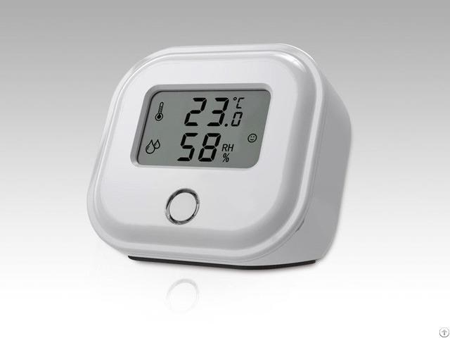Siterone Hygrothermograph Temperature And Humidity Detector Gs240a