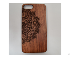Engraving Custom Wood Phone Case For Iphone