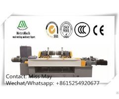 High Speed Wood Veneer 4ft Spindleless Rotary Peeling Machine