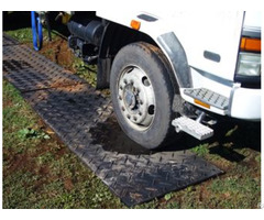 Ground Mate 13mm Hdpe Portable Road Mat Construction Access Walkways