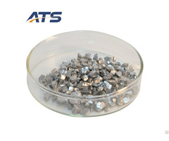 High Quality Coating Materials Cr Chrome Chromium Metal Particles 1 3mm