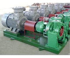 Ay Single Stage Centrifugal Oil Pump