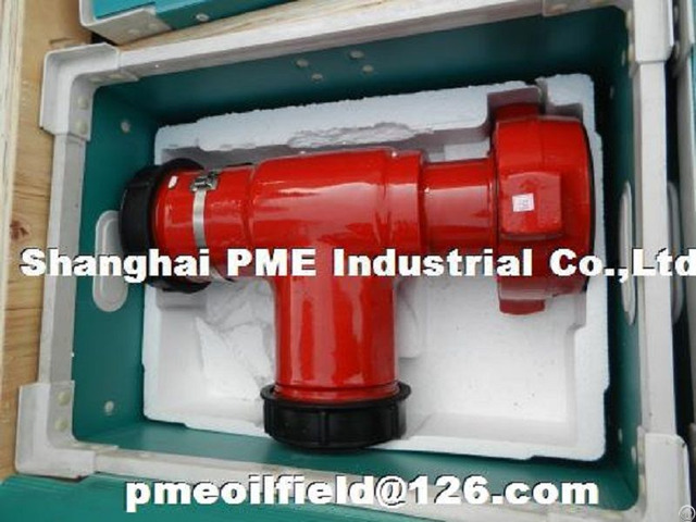 Integral Connector 90° Elbow Used For Oilfield