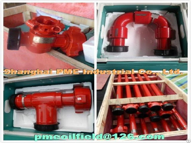 Api 16c Chiksan Swivel Joint