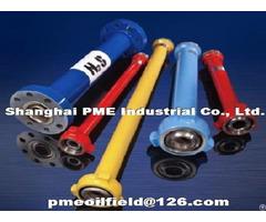 Pme 2 3 4 10k 15k Straight Pipe Assy High Pressure Lp Union Flange