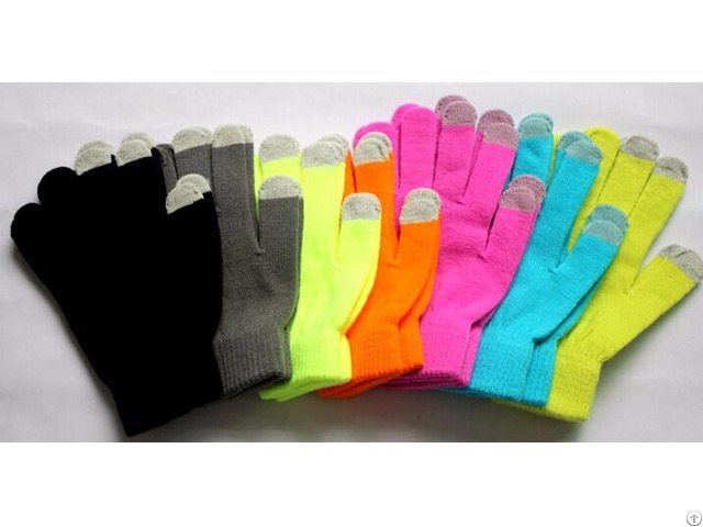 Touch Glove For Winter