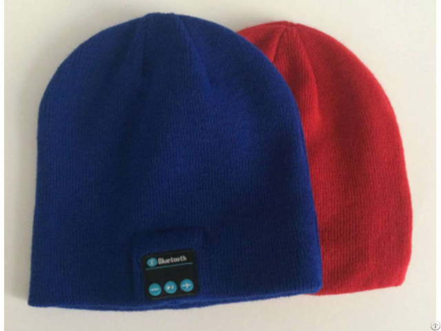 Bluetooth Cap For Warm