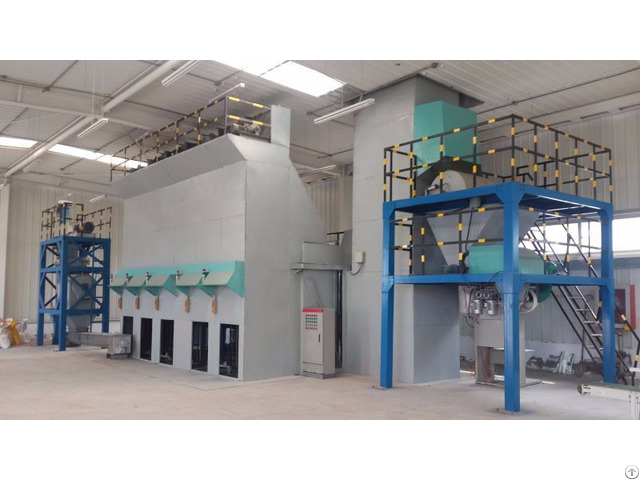 Automated Water Soluble Fertilizer Production Line