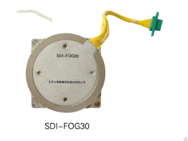 Sdi Fog 30 Fiber Optic Sensor For Inertial Navigation