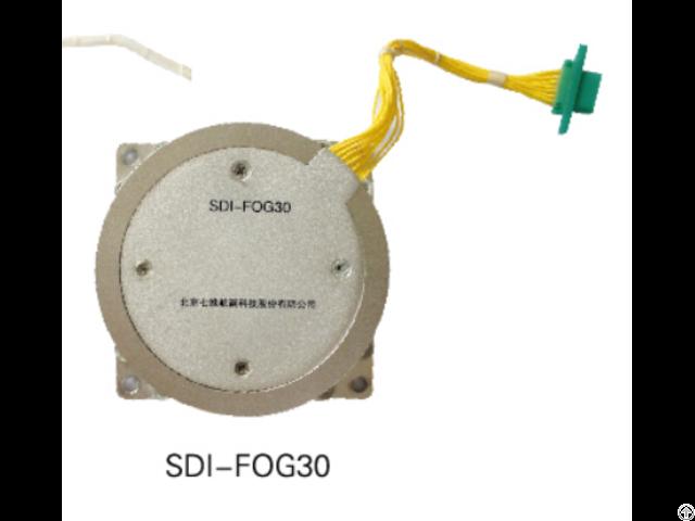 Sdi Fog 30 Fiber Optic Sensor For Inertial Navigation