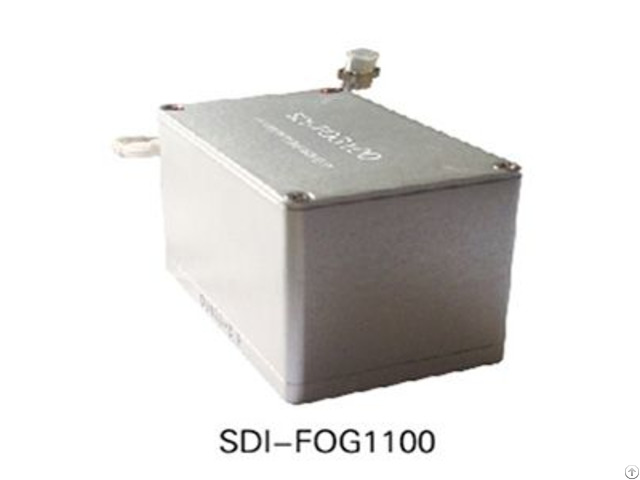 Sdi Fog 1100 Fiber Optic Gyro/ Sensor/ Transducer