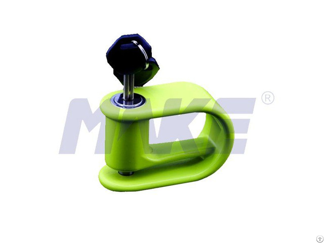 Zinc Alloy Motorcycle Lock
