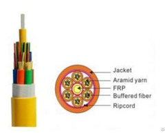 Indoor Optical Breakout Fiber Cable 2