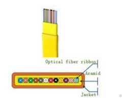 Indoor Optical Ribbon Flat Fiber Cable