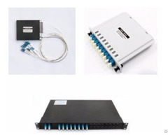 Telecom Coarse Wavelength Division Multiplexer Cwdm
