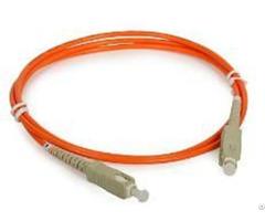 Fiber Optic Patchcord Multimode