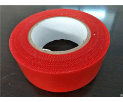 Red Uv Heat Resistant Hot Sale High Quality Stucco Masking Tape