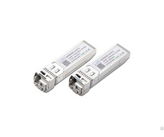 10gbps 10km Sfp Bi Di Optical Transceiver