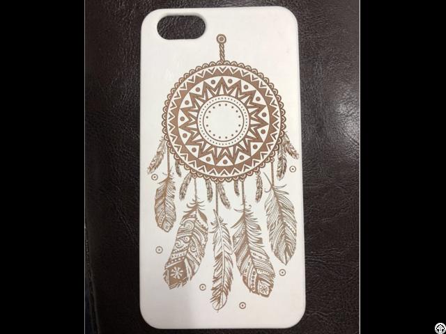 Custom Engraving Or Print Wood Phone Case