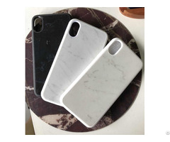 Custom Design Real Marble Phone Case For Iphone
