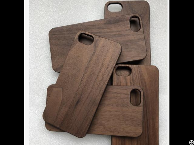 Blank Tpu Bamboo Wood Phone Case For Iphone