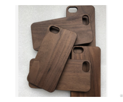 Blank Tpu Bamboo Wood Phone Case For Iphone