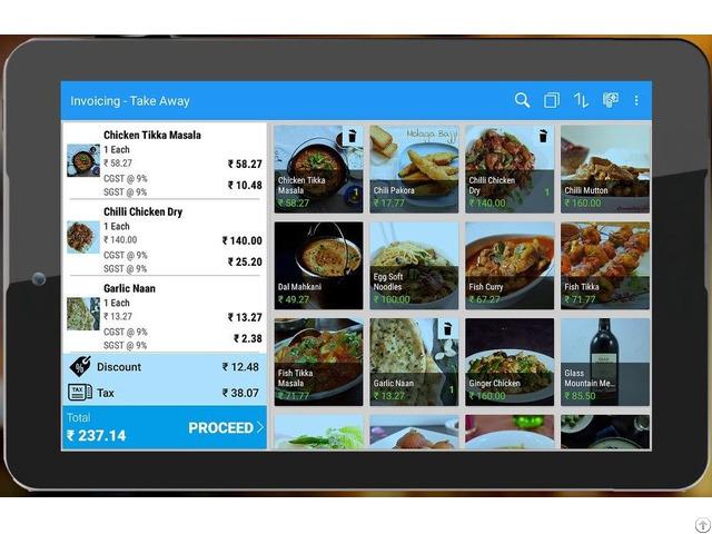 Quick Service Restaurant Pos Software