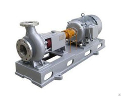 Ij Series Chemical Resistant Centrifugal Alkali Pump