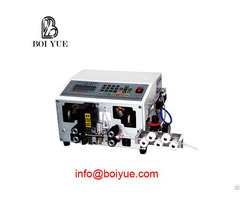 By 330 Cutting And Stripping Machine