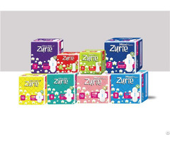 Sanitary Pads Napkin Panty Liners Zurie Series