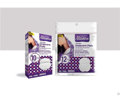 Fast Absorption Comfortable Various Sizes Sweat Pads For Under Arm