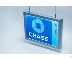 Led Light Box Double Side 30 40mm Thickness