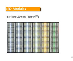 Bar Type Led Strip